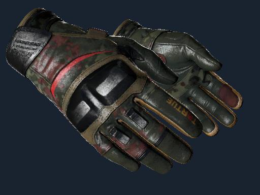 Moto Gloves 3rd Commando Company