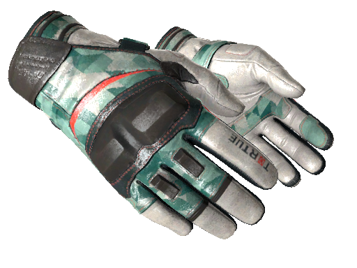 Moto Gloves Spearmint