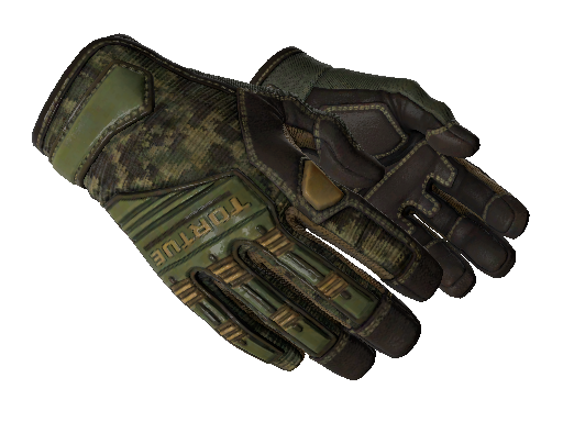 Specialist Gloves Forest DDPAT