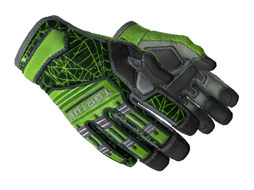 Emerald Web | Specialist Gloves