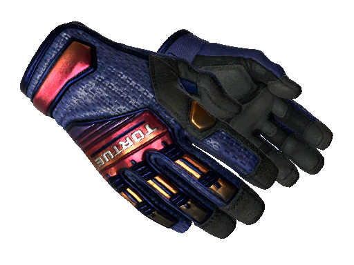 Specialist Gloves Fade