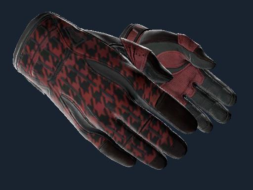 Sport Gloves Scarlet Shamagh