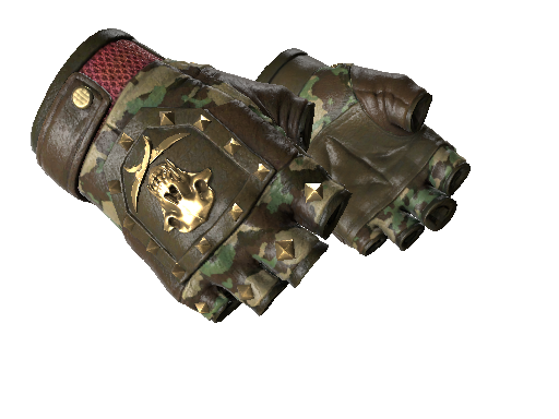 Bloodhound Gloves Guerrilla