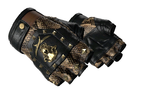 Bloodhound Gloves Snakebite