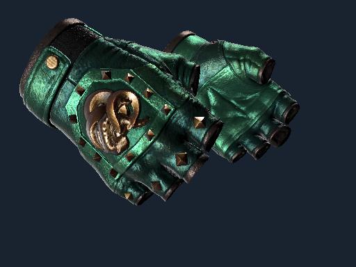 Broken Fang Gloves Jade