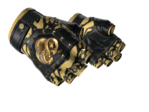 Broken Fang Gloves Yellow-banded