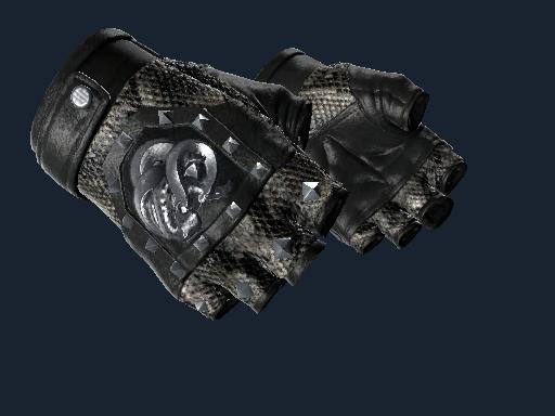 Broken Fang Gloves Unhinged