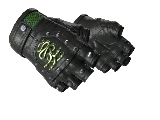 Hydra Gloves Emerald