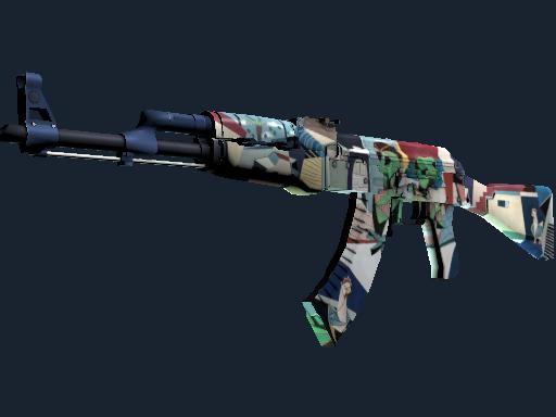 AK-47 Leet Museo
