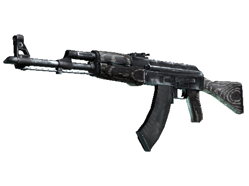 AK-47 Black Laminate