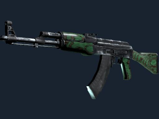 AK-47 Green Laminate