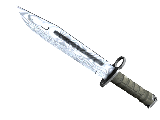 Bayonet Damascus Steel