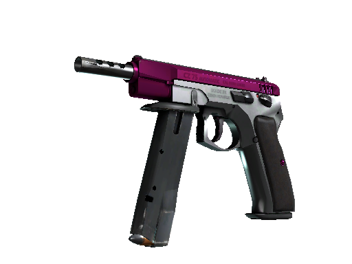 CZ75-Auto The Fuschia Is Now