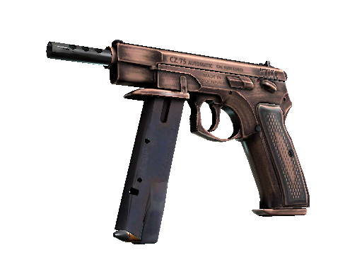 CZ75-Auto Distressed