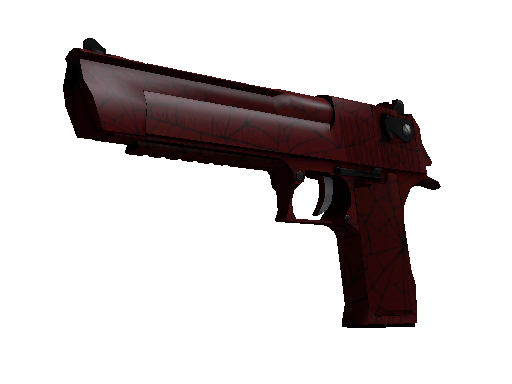 Desert Eagle Crimson Web