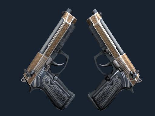 Dual Berettas Tread