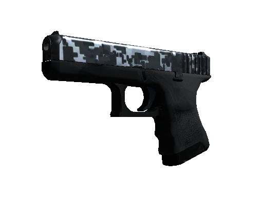 Glock-18 Steel Disruption