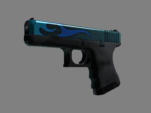 Glock-18 | Bunsen Burner