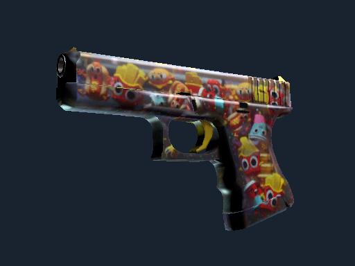 Glock-18 Snack Attack