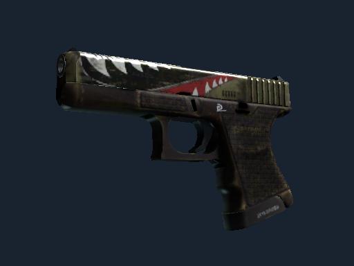 Glock-18 Warhawk