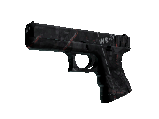 Glock-18 Red Tire