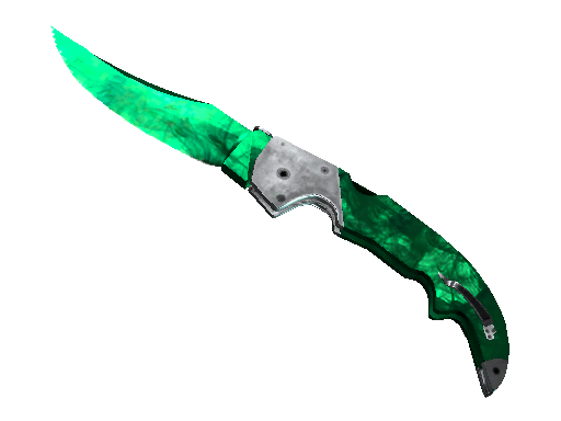 Falchion Knife Gamma Doppler