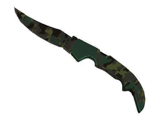 Falchion Knife Boreal Forest