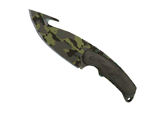 Gut Knife Boreal Forest
