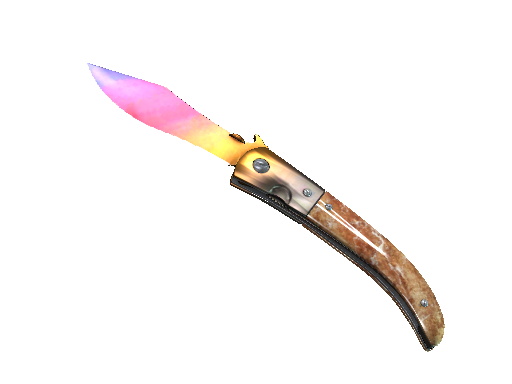 Navaja Knife Fade