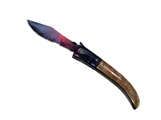 Navaja Knife Doppler