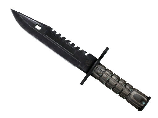 M9 Bayonet Black Laminate
