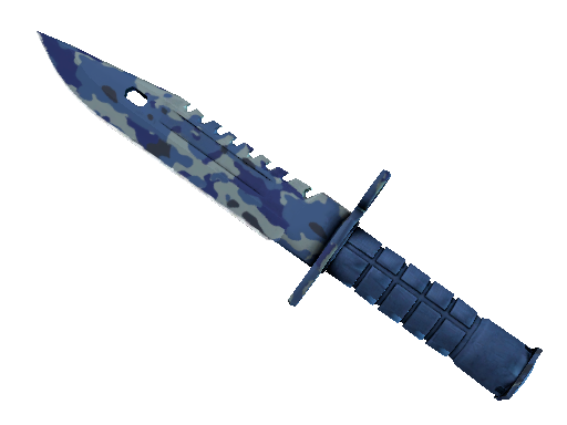 M9 Bayonet Bright Water