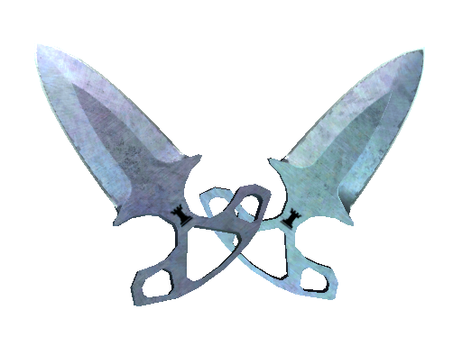 Blue Steel | Shadow Daggers