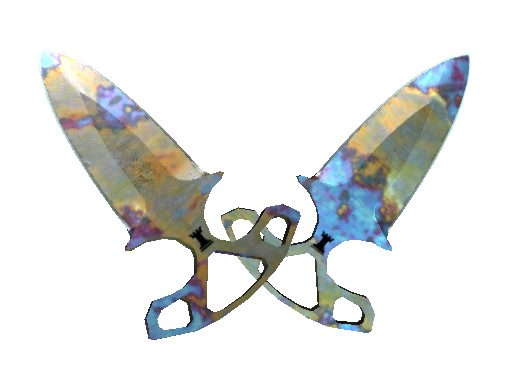 Shadow Daggers Case Hardened