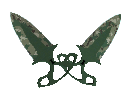 Shadow Daggers Forest DDPAT