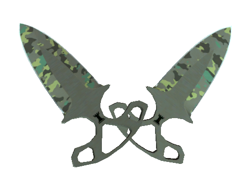 Shadow Daggers Boreal Forest
