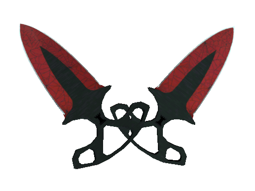 Shadow Daggers Crimson Web