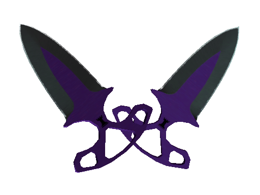 Shadow Daggers Ultraviolet