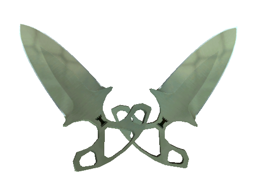 Shadow Daggers Safari Mesh