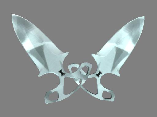 Urban Masked | Shadow Daggers