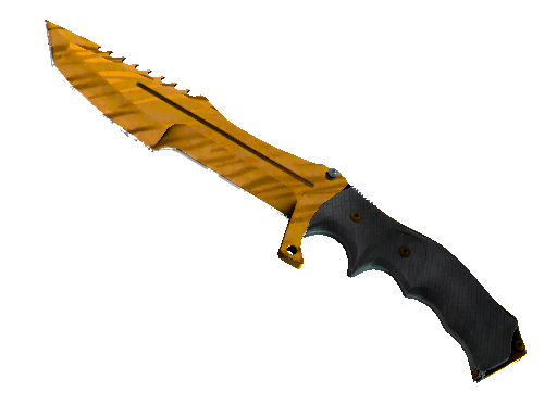 Huntsman Knife Tiger Tooth