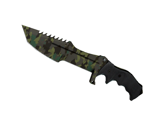 Huntsman Knife Boreal Forest