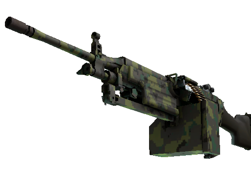 M249 Jungle DDPAT