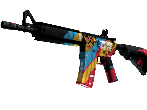 M4A4 Cyber Security