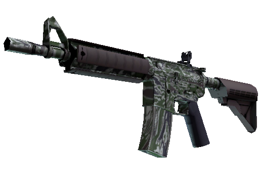 M4A4 Jungle Tiger