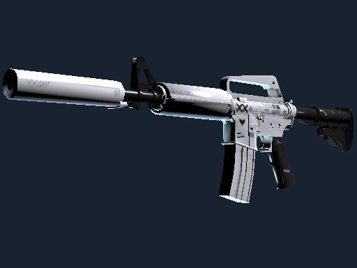 M4A1-S Printstream