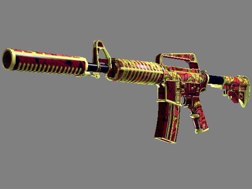 M4A1-S|Chantico's Fire