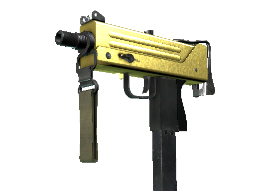 MAC-10 Gold Brick