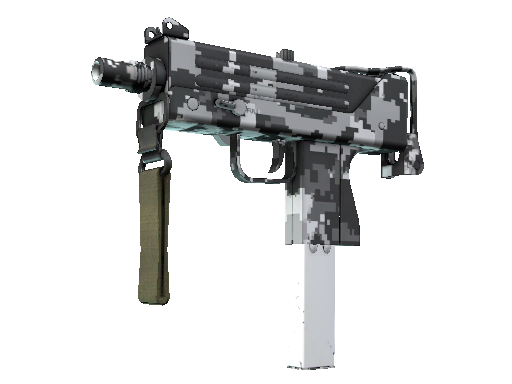 MAC-10 Urban DDPAT