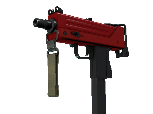 MAC-10 Candy Apple